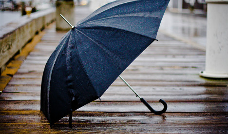 Spain set for a soggy start to Easter holidays
