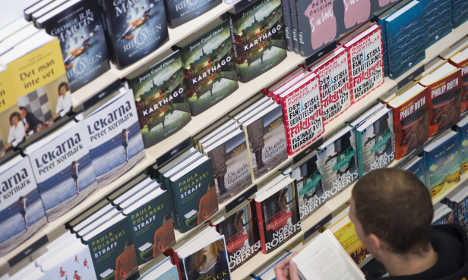 Swedes are among 'most literate' people on the planet