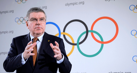 IOC: past Olympians to be retested ahead of Rio