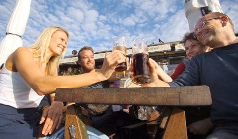 Germans surpass Brits in UN world happiness report