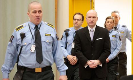 Murderer Breivik: Norway guilty of 'inhumane' treatment