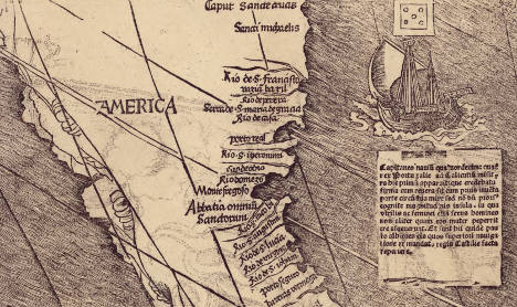 The Germans who named America – and then regretted it