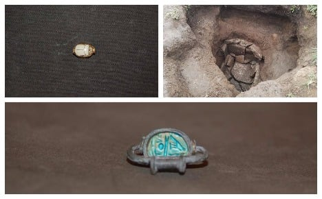 Treasure-filled tomb of Etruscan 'princess' unearthed