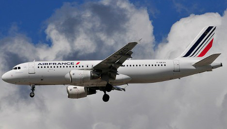 Barcelona-Paris plane in scary near miss with drone