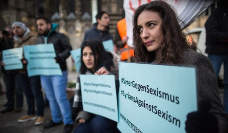 Germany tightens rape law in wake of Cologne assaults