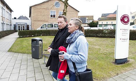 Danish activist convicted for helping migrants to Sweden