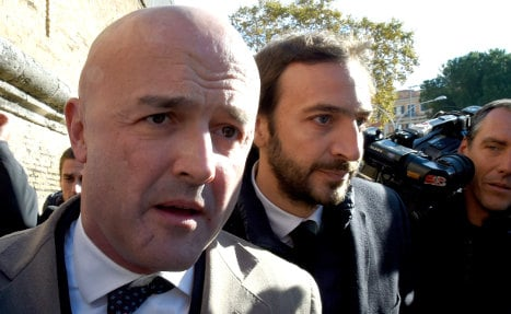 Vatican braced for fresh drama leaks trial resumes