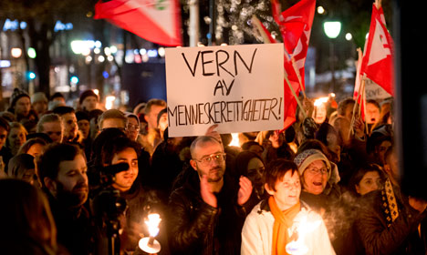 Norway wants to combat 'asylum shopping'