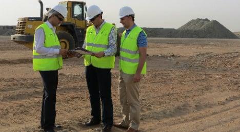 Sand on the tracks stalls Spain-Saudi desert rail project