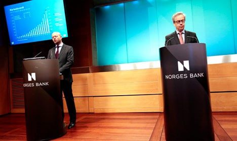 Worst return for Norway's wealth fund in years