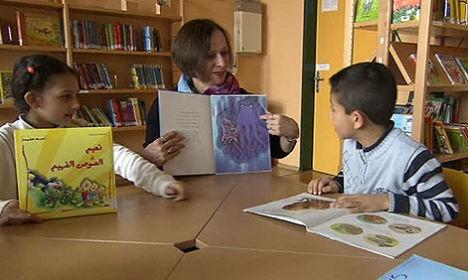 Teacher warns of 'lost generation' of migrant kids