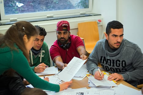 Integrate refugees with help, not pity