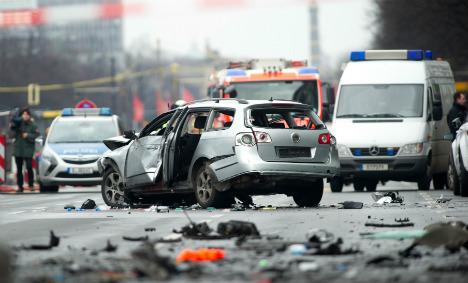 Explosion under car killed convicted Berlin drug dealer