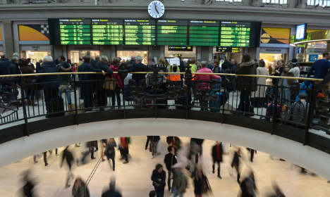 One in three Swedish trains delayed in 2015