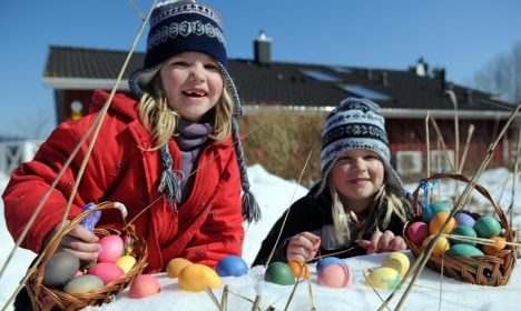 Springtime for Germany? Not by Easter, say weathermen
