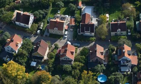 Spring fever hits hot Swedish housing market
