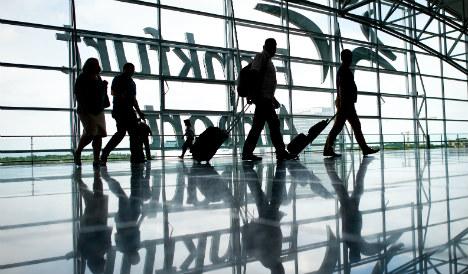 Police grab suspected jihadi at Frankfurt airport