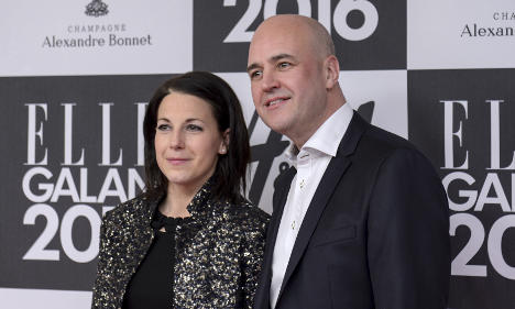 Former Swedish PM set to become US banker