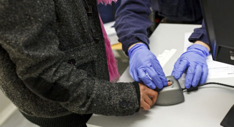 Syrians seeking asylum in Austria sent back to Slovenia