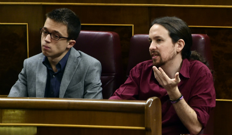 Growing pains hit Podemos as internal rifts damage party