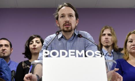 Podemos seeks to heal rifts as coalition talks loom