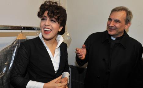 Vatican PR 'vowed to destroy priest' over leaks