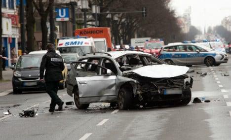 Berlin car bomb 'revenge for drug deal gone wrong'