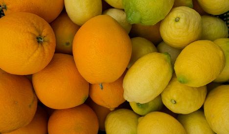 Why has China destroyed 20 tonnes of Spanish fruit?
