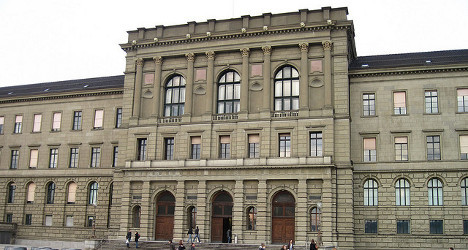 ETH Zurich named top non-UK university in Europe