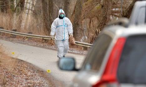 Man found shot in head in Stockholm suburb