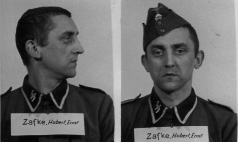 Trial of ex-Nazi Auschwitz medic suspended indefinitely