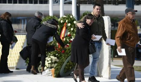 Spain honours Germanwings victims on eve of anniversary