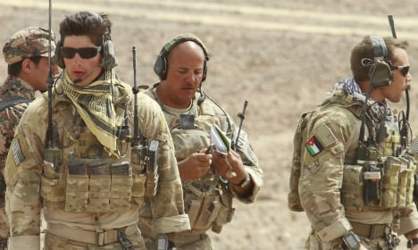 France and Egypt in joint military exercise