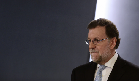 'It's time Rajoy stepped aside' says senior party member