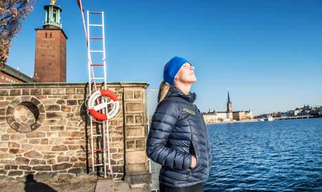 Swedes get ready to soak up spring sunshine