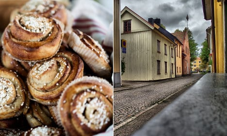 Why is this Swedish town the world's capital of fika?