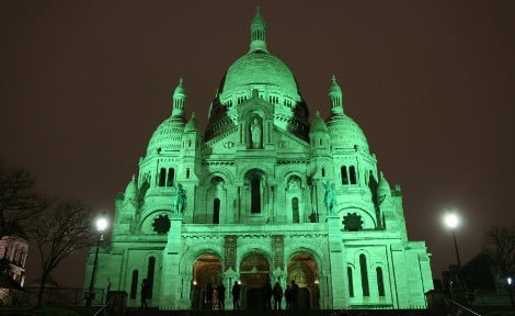 Paris to go green to mark St Patrick's Day