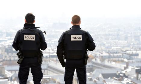 Four arrested in Paris over terror plot fears