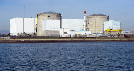 French nuclear plant near Basel to close