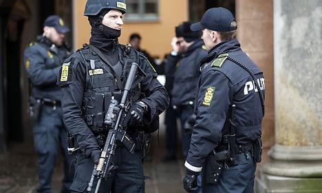 Four on trial for helping Copenhagen gunman