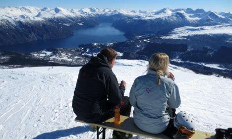 Norway's mountains hit new peak of popularity