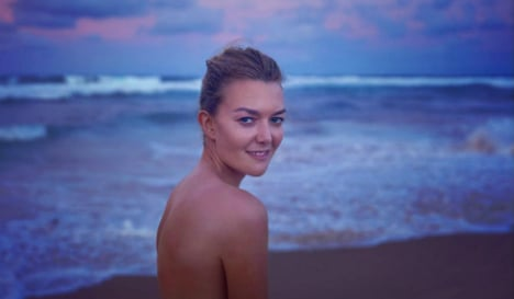 Spain's reclusive Zara heiress shocks with nude beach photo