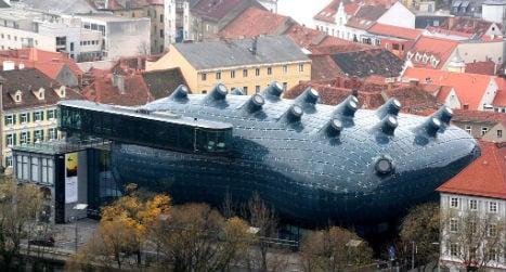The top 5 quirkiest buildings in Austria