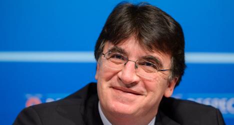 Greek steps up at Swiss-based UEFA