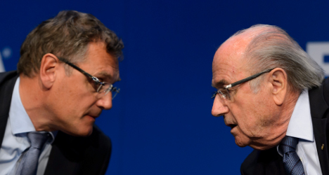 Swiss pursue Fifa's Valcke as salaries finally revealed