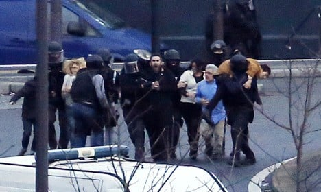 Man arrested in Malaga over Paris supermarket attack
