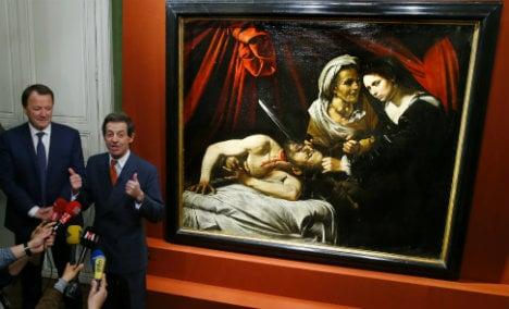 Lost €120 million Caravaggio 'found in a leaky French attic'