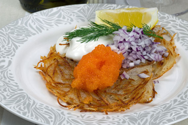 How to make Sweden's posh potato cakes at home