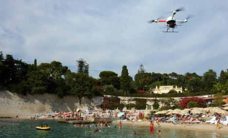 Anti-sunburn drones to patrol Spanish beaches this summer