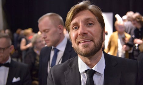 Why a Swedish director shot an anti-Nato film for his mum
